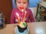 Urodziny Alicji z grupy Sówek