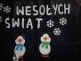 Występ świąteczny - piosenka zima zima