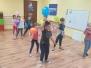 Zajęcia taneczne z balonami z ciocią Dominiką