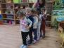 zajęcia taneczne zajączki